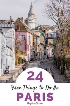 24 free things to do in Paris. The ultimate budget guide for exploring popular attractions including the Louvre, Notre Dame and the Eiffel Tower for free. From Jardin du Luxembourg to Montmartre, here's our favorite budget friendly destinations. Top Travel Destinations, Europe Travel Tips, Nightlife Travel, European Travel, Traveling Europe, Asia Travel, Paris France Travel, Paris Travel Guide, Must Do In Paris