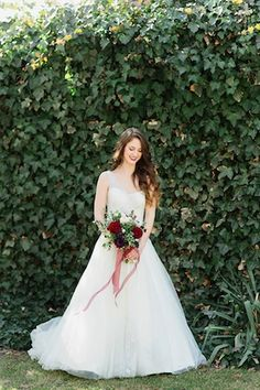 Classic Wedding Dress Stephanie Sunderland Photographysee More On