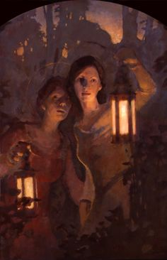 Sisters (Light in the Darkness) - by J. Kirk Richards