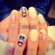 #コンフィズリー #nail  #nails  #nailart  #ネイル #roomnail  #room #ネイルアート #gelnail #gel #manicurist ご予約、お問い合わせは、ブログより承っております♡ブログ http://ameblo.jp/moonailime/