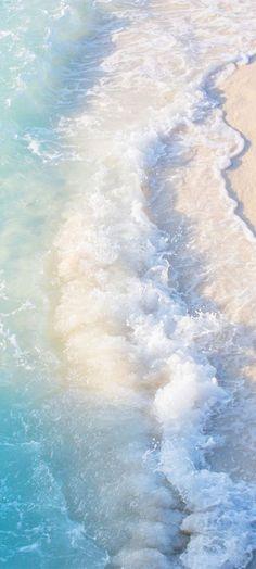 Pic of the Day...Shoreline ---------- #beach #coastal #shore #tropics #water #ocean #waves