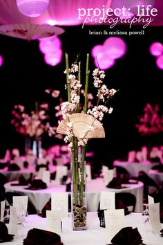 Planning Your Japanese Theme Wedding. #weddings #themes #japanese
