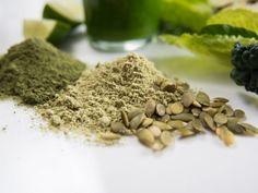 Výživový doplnok, ktorý pozná každý - OZ Biosféra Pumpkin Seeds Benefits, Plant Protein, Spirulina, Omega 3, Dog Food Recipes, Smoothie, Plant Based, Health And Wellness, Healthy