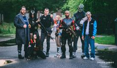 Suicide Squad: Best Cosplayers Ever