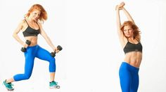 By: Celebrity Fitness Star, Sara Haley It's wedding season and everyone is aiming to be in tip top shape for the summer months ahead. Depending on what part of the body you want to emphasize, this is a circuit that will get your body sleek, strong, and svelte in time for the big day. And, …