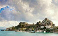 Νέο Λιμάνι Κέρκυρας (Corfu New Port) στην περιοχή Κέρκυρα, Κέρκυρα