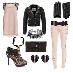 Pink Punk- styled on Fantasy Shopper