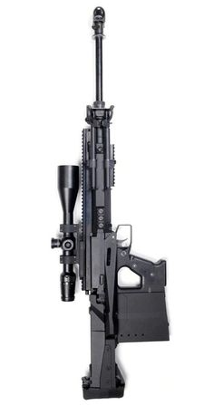 Gepard Lynx is a bullpup design, self-loading, anti-material rifle in Military Weapons, Weapons Guns, Guns And Ammo, Armes Futures, Armas Ninja, Survival, By Any Means Necessary, Fire Powers, Assault Rifle