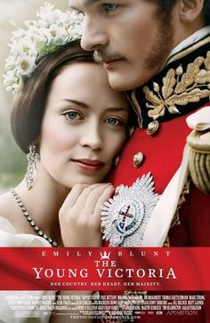 The Young Victoria is def a must watch!! It's so freakin good. Emily Blunt is so beautiful , rather than a queen she looks like a mf goddess! The costumes are so pretty it makes me want to go back to those times. I GIVE this movie 5/5 stars!!!