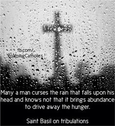 Rain Quotes, St Basil's, Blessed Virgin Mary, Catholic Saints, Nature Quotes, Google Search, Raining Quotes