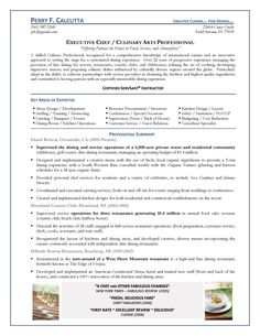 Professional Chef Resume Example | Professional Resume Samples ...
