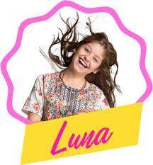 Imagenes de Soy Luna Personajes LUNA