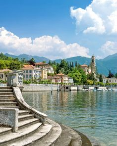 lake como in italy Most Romantic Places, Beautiful Places To Travel, Places In Italy, Places To Go, Lake Maggiore Italy, Italian Lakes, Italy Travel Tips, Travel Destinations, Northern Italy