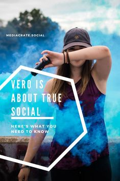 Have you heard about THE newest social media platform VERO? Vero is about TRUE SOCIAL. Learn about what you need to know about VERO Social Media Apps, Social Media Marketing Business, Twitter For Business, Business Tips, Business Branding, What Is Content Marketing, Social Media Engagement, Blogging, Blog Design