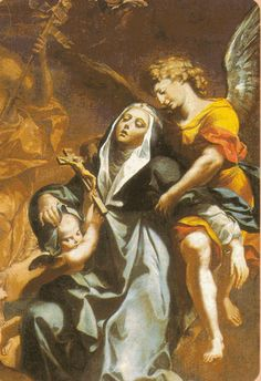 Saint Bridget was eager for many years to know the number of wounds that Our Lord had received during His Passion. The Fifteen Prayers were taught by Jesus to Saint Bridget during her visions and revelations. Catholic Prayers, Catholic Art, Catholic Saints, Roman Catholic, Roman Church, Religious Photos, Religious Art, Religious People, Mary And Jesus