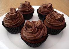 Five Mars Bar Cupcakes