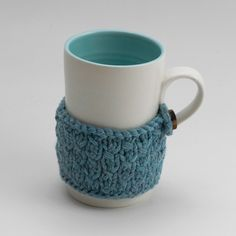 Mug cozy. That's right, MUG COZY. $25, or send the picture to mom.