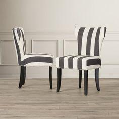 Found It At Joss U0026 Main   Anika Side Chairs (Set Of ...
