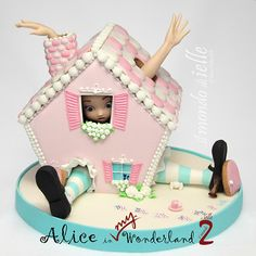 Alice in My Wonderland 2 - Cake by il mondo di ielle