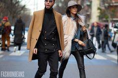 Street Style Gallery: Milan Fashion Week AW16 | FashionBeans