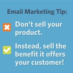 The key is, no matter what story you tell, make your buyer the hero. #EmailMarketing