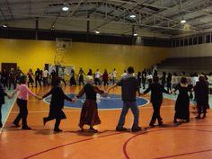 Danças Circulares, aula aberta em Campinas -SP