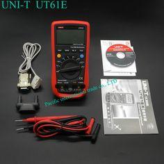 best price uni t ut61e high reliability digital multimeter modern digital multimeters ac dc #digital #electric #meter