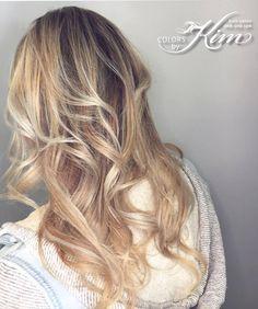Babylights & balayage created by Corin. www.colorsbykim.com Long Hair Styles, Beauty, Cosmetology, Long Hairstyles, Long Hair Cuts, Long Hairstyle, Long Haircuts