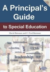 I chose this resource because it looks like a great ebook to have on hand and I hope that it provides guidance to school administrators seeking to meet the needs of students with disabilities.