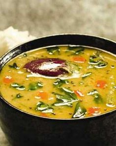 Sambhar recipe | Healthy Sambhar Recipe | by Tarla Dalal | Tarladalal.com | #3578