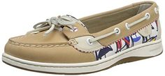 Sperry Top-Sider Women's Angelfish Signal Flags Boat Shoe