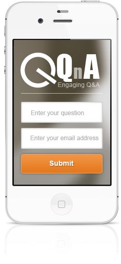 QnA - Audience Response System