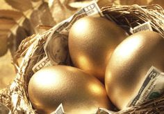 Saving for Retirement: Learn How to Retire with some golden eggs... #retirement #money