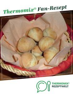 Pizzabrötchen von dahu82. Ein Thermomix ® Rezept aus der Kategorie Brot & Brötchen auf www.rezeptwelt.de, der Thermomix ® Community.