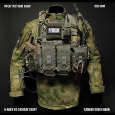 Awesome chest rig