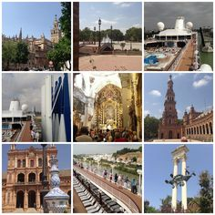 #Travel photos from a few days spent in Seville, Spain.