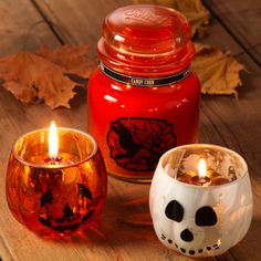 Yankee Candle Fall and Halloween. UK 2015 candles