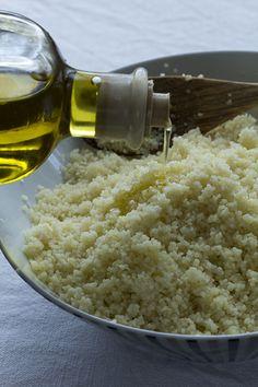Cuire la semoule de couscous au Thermomix