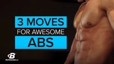I love finding new movesto use in my workouts because keeping the body guessing improves your results as well as keeps your workouts interesting and exciting. When it comes to abs, there're about a hundred moves and routines we all know (and probably have tried), however sometimes it takes a professional to steer you into a new and awesomely effective direction! This super quick video describes there of the best moves for you abs. Try these at the end of any workout or within your core day.