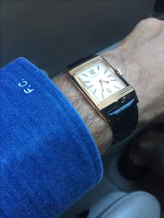 Jaeger Lecoultre Reverso in oro rosa - special edition