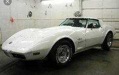 74 Corvette Stingray