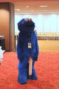 A guy walking around Atlantau0027s DragonCon in a Cookie Monster suit with a huge dildo sticking & 26 best Cosplay gone wrong images on Pinterest | Cosplay fail ...