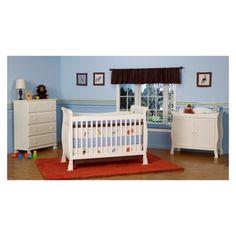 DaVinci Reagan 4 in 1 Convertible Crib in Pure White $179