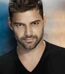 Resultado de imagen para rostros de Ricky Martin