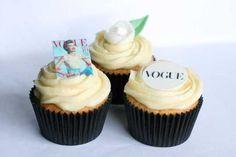 Vogue Cupcakes...need.