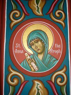 Saint Anna the Prophet