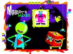 From the opening screen of Monsters Mixer, it's easy to recognize the entertainment value in this app.  After all, what child doesn't love m...