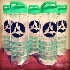 It Works Bling Water bottles! #itworks http://nodebt.itworks.com/shop/