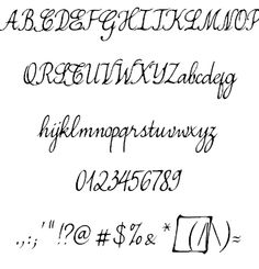 Simplesnails font by Poemhaiku - FontSpace