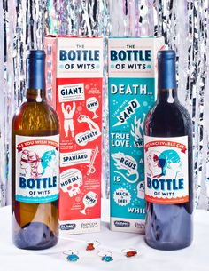 If It's Hip, It's Here: Hannibal Lecter and Princess Bride Wines For The Alamo Drafthouse Cinemas
